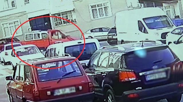 10 araca çarpıp kayıplara karıştı, güvenlik kamerasından kaçamadı! Polis her yerde o sürücüyü arıyor