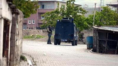 Trabzon'da çatışma:1 polis yaralı