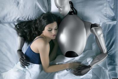 2025'te kadınlar robotlarla seks yapabilecek