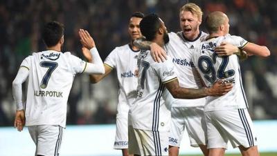 3 puan 3 golle Akhisar Bld 1 - 3 Fenerbahçe