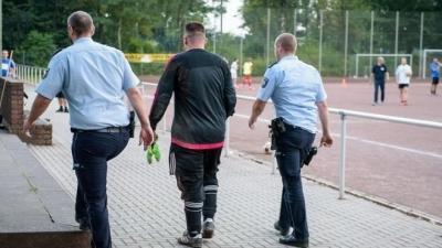43 gol yiyen kaleci gözaltına alındı