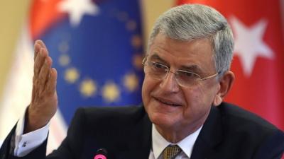 AB Bakanı Bozkır Brüksel'e gidiyor