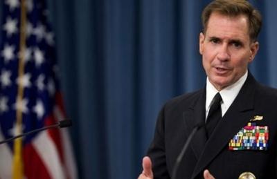 ABD Dışişleri Bakanlığı Sözcüsü:'ABD YPG ve Gülen Cemaatini terör örgütü olarak görmüyor'