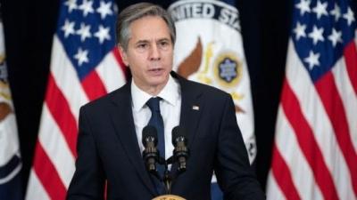 ABD, Filistin'e Yapılan Yardımları Yeniden Başlatacak
