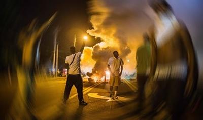 Baltimore polisi haksız bulundu