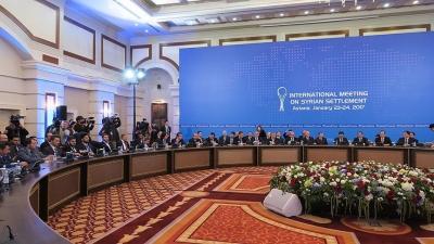 ABD'den Astana Görüşmelerine Destek