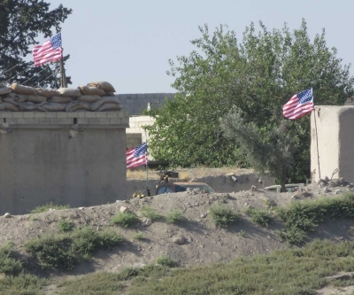 ABD'den bayrak açıklaması: Bayrağı biz çektik