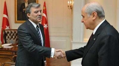 Abdullah Gül, Devlet Bahçeli'nin Sert Açıklamasına Yanıt Verdi