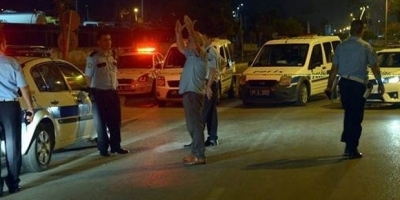 Ceza kesen polise, 'Hepiniz FETÖ'cüsünüz' diyerek saldırdı
