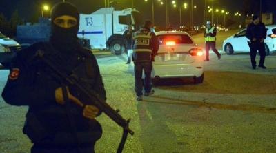 Adana'da güvenlik alarm seviyesi kırmızıya çıkarıldı