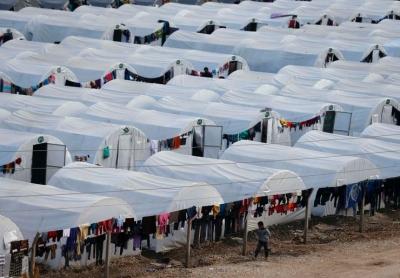 AFAD'dan Mülteci Kampı'ndaki cinsel istismar iddiası hakkında açıklama!