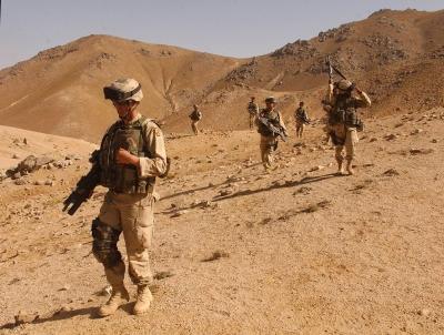 Afganistan'da Operasyon