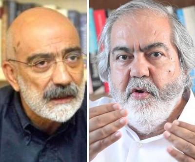 Ahmet ve Mehmet Altan'ın evindeki kitaplar suç delili olarak alındı