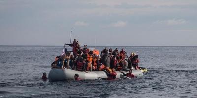 Akdeniz'de 3400 göçmen kurtarıldı