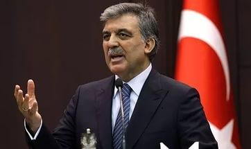Abdullah Gül'den Kayseri'deki hain saldırıya sert tepki