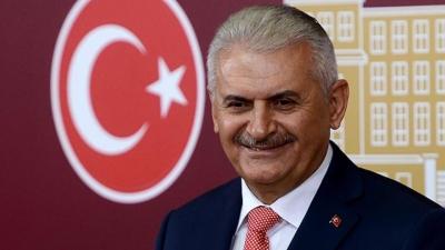 Başbakan Binali Yıldırım CHP'yi kutladı
