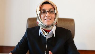 AKP Kadın Kolları Başkanı'ndan laiklik açıklaması
