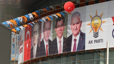 'AKP, Tayyip'in partisidir'