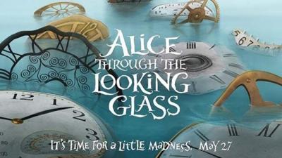 Alice Through the Looking Glass Filminden Yeni Bir Fragman Yayımlandı