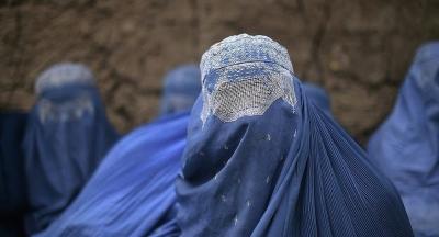 Almaya'da da burka yasağı