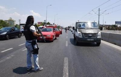 Antalya'da yoğun güvenlik önlemi