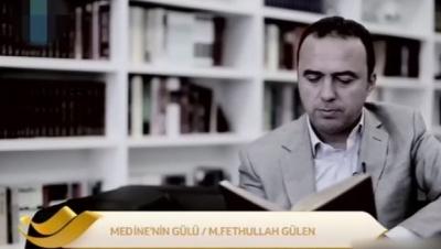Arif Erdem'den Fethullah Gülen'e özel klip