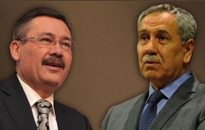 Bülent Arınç: 'Gökçek, AK Parti'ye karşı parti satın almıştır'