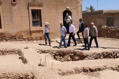 Arkeologlar Şanlıurfa'da Çalışmaları Hızlandırdı