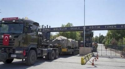 Askeri birliklerin taşınma işlemleri sona erdi