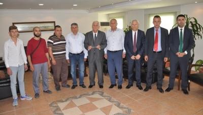 Atalay Filiz'i yakalatanlar ödüllendirildi