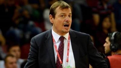 Ergin Ataman istifa etti