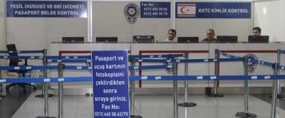 Atatürk Havalimanı'na güvenlik düzenlemesi