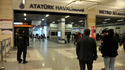 Atatürk Havalimanı'nda Reina saldırganı alarmı!