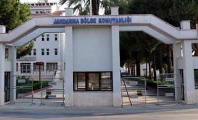 Aydın Jandarma Bölge Komutanlığı kapatıldı