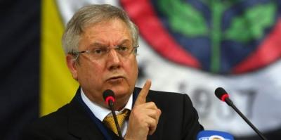 'Fenerbahçe'nin Avrupa'ya gönderilmemesinin nedeni TFF'dir'