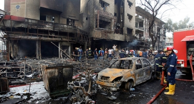IŞİD yine Bağdat'ı vurdu: en az 16 ölü