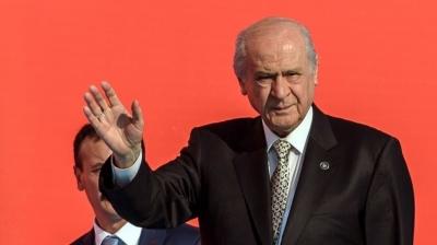 Bahçeli: 'FETÖ Türkiye'nin kalbine nişan aldı'