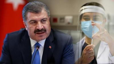 Bakan Fahrettin Koca Haziranda 20 Yaş Üstü Herkesin Aşılanacağını Belirtti