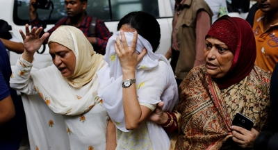 Bangladeş'te ölü sayısı artıyor