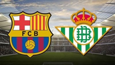 Barcelona 6-2 Real Betis
