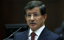 Başbakan Ahmet Davutoğlu İran'da