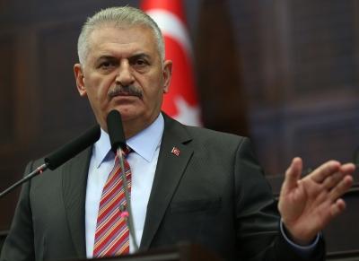 Başbakan Yıldırım'dan Kılıçdaroğlu'na: Türkiye'de rejim tartışmaları 1923'te bitti!