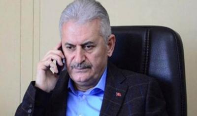 Başbakan'dan Bağdat'taki saldırı için taziye telefonu