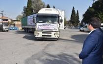 Bayırbucak'a Muhsin Yazıcıoğlu anısına yardım