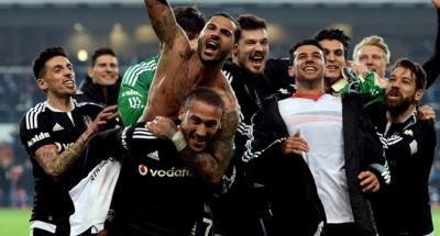 Beşiktaş şampiyonluk için oynayacak