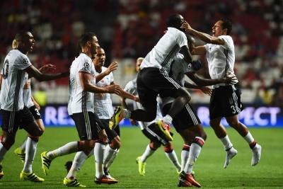 Beşiktaş, Talisca'nın füzesiyle 1 puanı kaptı!