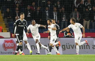 Beşiktaş'a Akhisar Engeli
