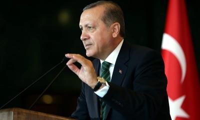 Cumhurbaşkanı Erdoğan: 'Milletin evinde yapılan tören yargı bağımsızlığını güçlendirir'
