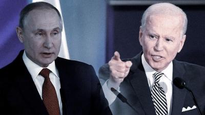 Biden'dan Putin'e Sert Çıkış!