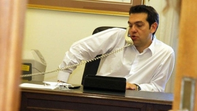 Çipras'tan Binali Yıldırım'a telefon